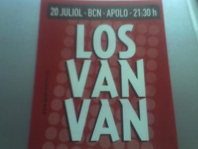 El último de Van Van